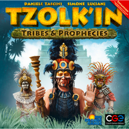 Tzolk'in: The Mayan Calendar Tribes & Prophecies