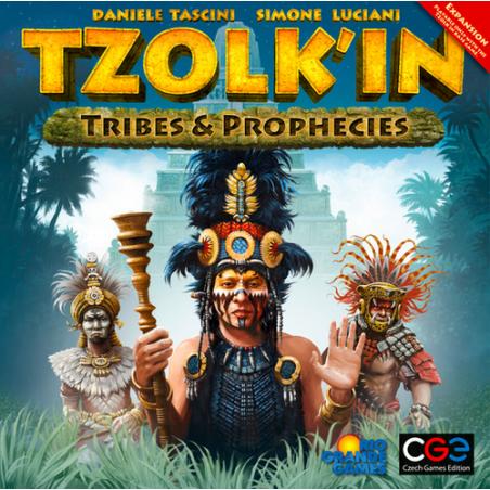 Tzolk'in: The Mayan Calendar Tribes & Prophecies