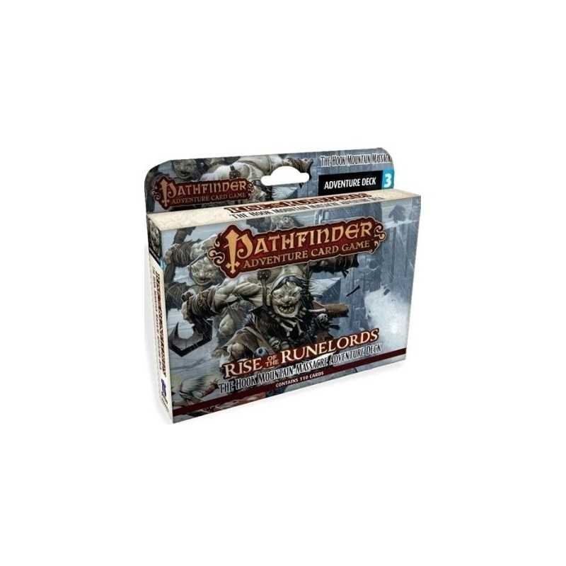 Pathfinder The Hook Mountain Massacre Adventure Deck