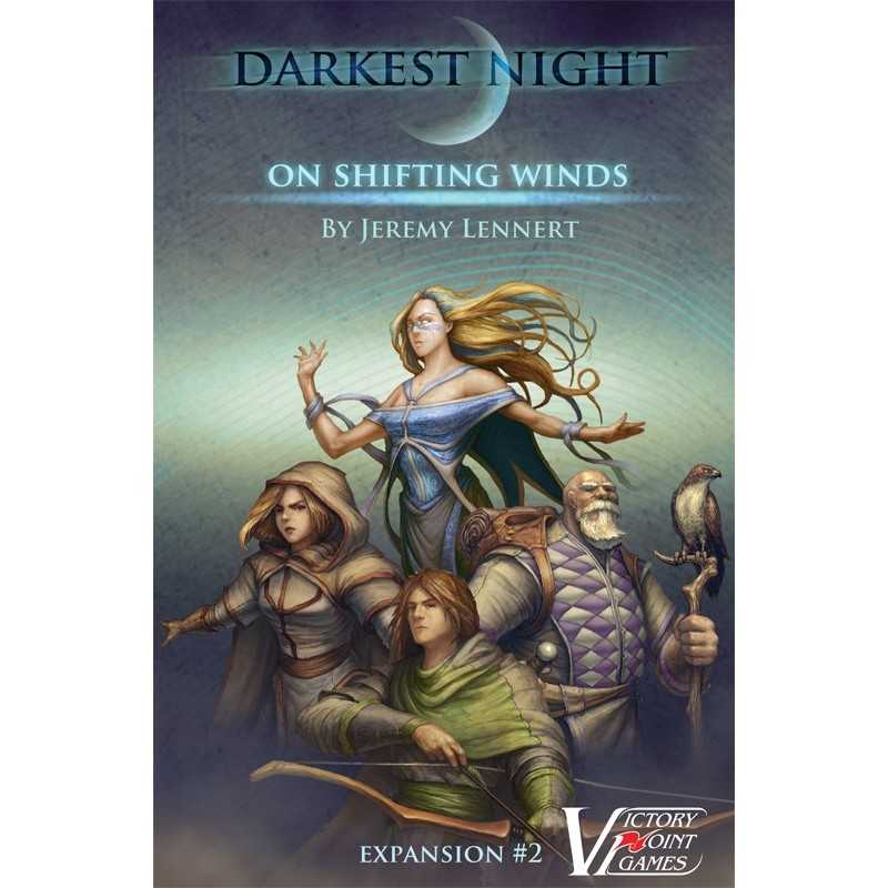 Darkest Night: On Shifting Winds