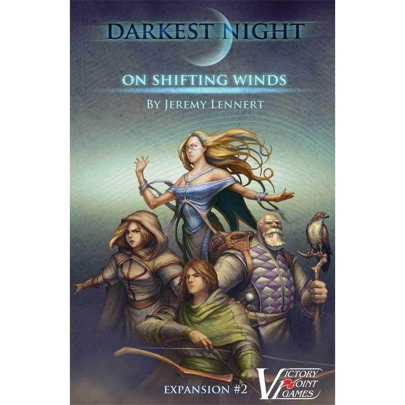 Darkest Night: On Shifting Winds