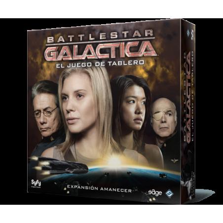 Battlestar Galactica Expansion Amanecer