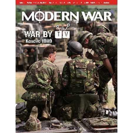 Modern War 9 War by TV
