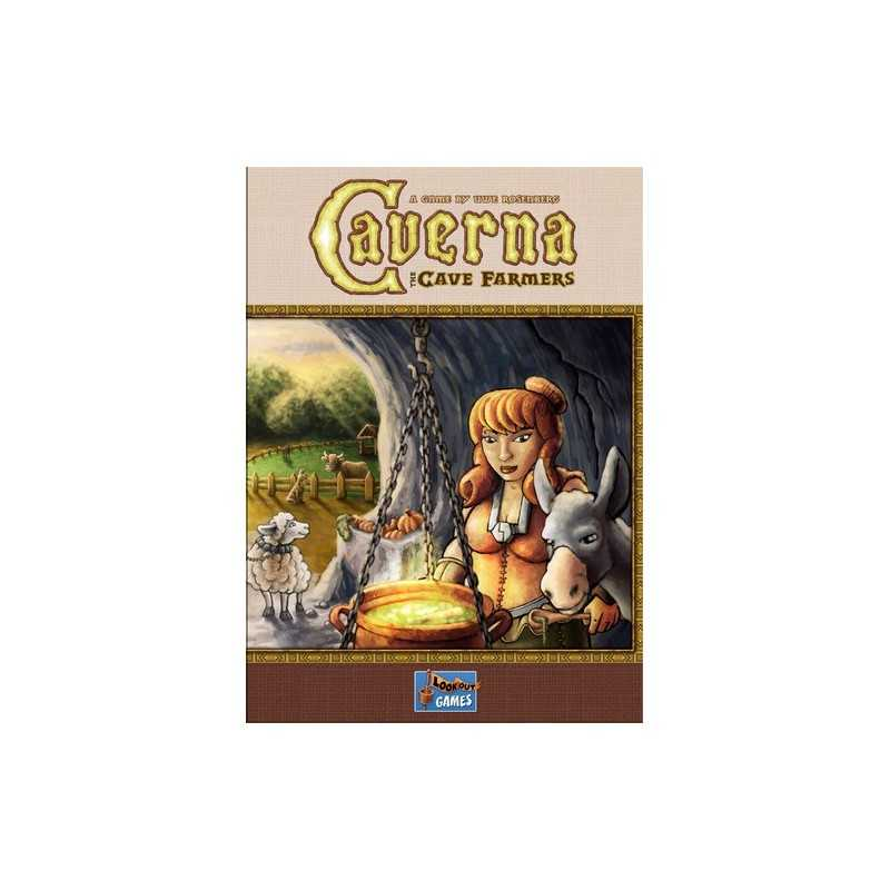 Caverna (English)