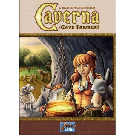 Caverna (English)