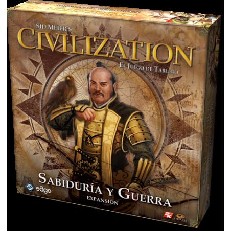 Civilization Sabiduria y Guerra