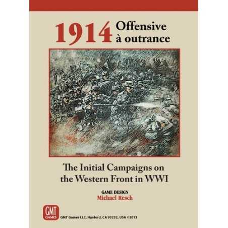 1914: Offensive a outrance