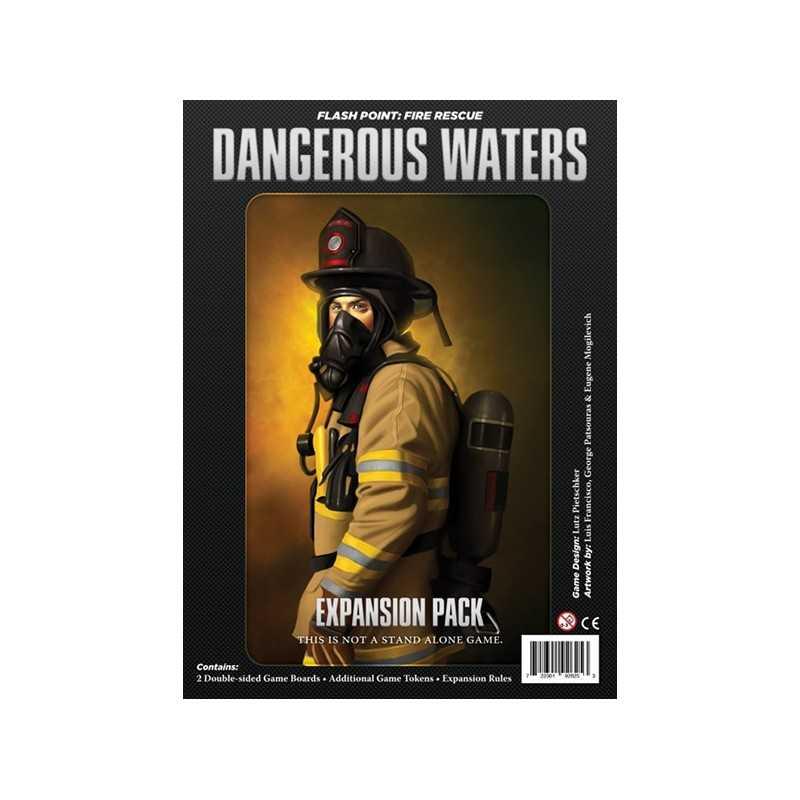 Flash Point: Dangerous Waters