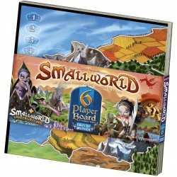 Small World Mapas para 6 jugadores