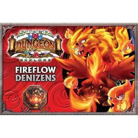 Fireflow Denizens: Super Dungeon Explore (English)