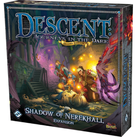 Shadow of Nerekhall: Descent