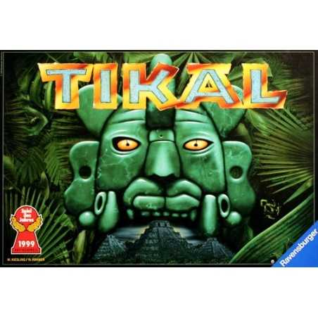 Tikal first edition (English)
