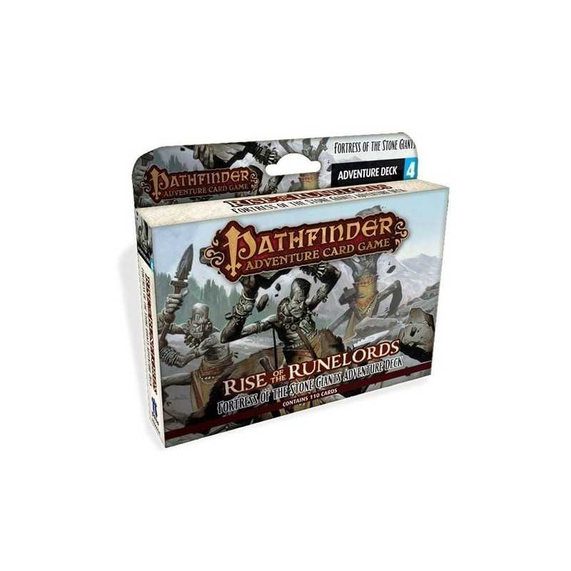 Pathfinder Fortress of the Stone Giants Deck