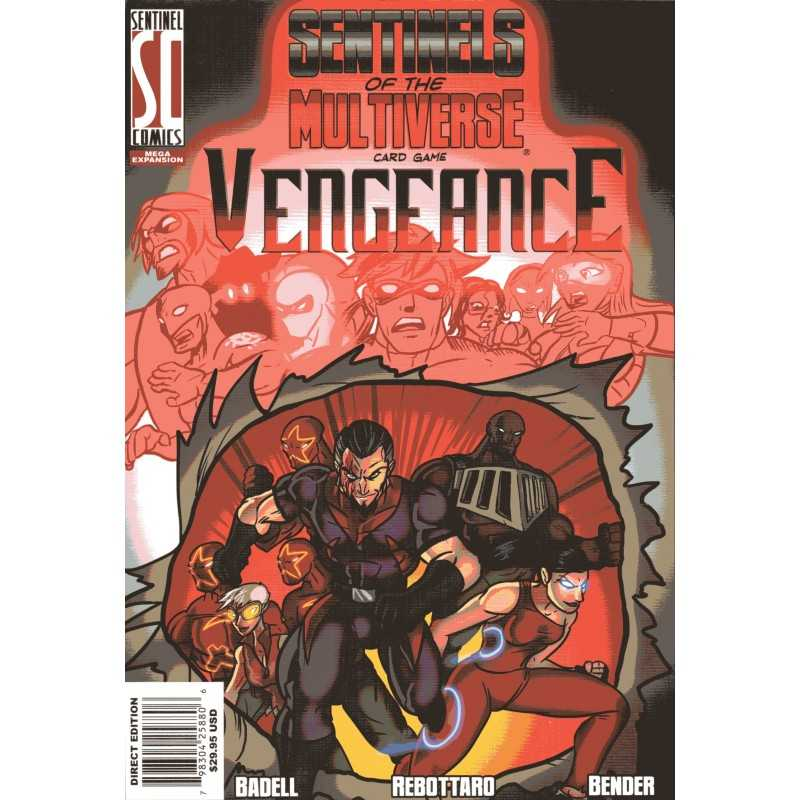Vengance: Sentinels of the Multiverse
