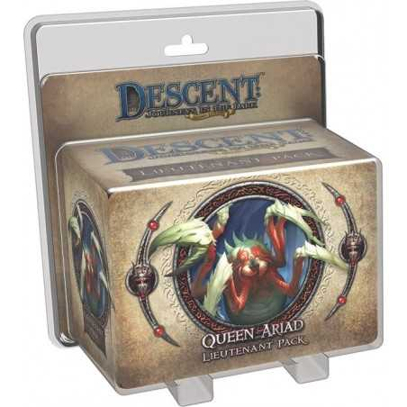 Queen Ariad : Descent Lieutenant Pack
