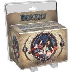 Serena Descent Lieutenant Pack