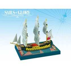 Bellona 1760 - HMS Goliath 1781 Sails of Glory