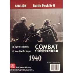Sea Lion Combat Commander: Battle Pack 6