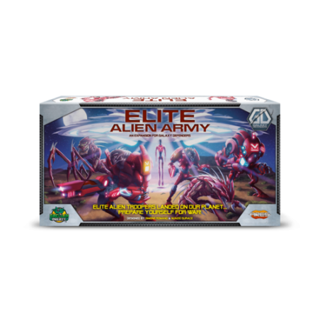 Elite Alien Army: Galaxy Defenders