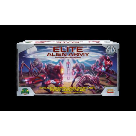Elite Alien Army: Galaxy Defenders