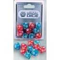 Galaxy Defenders Dice