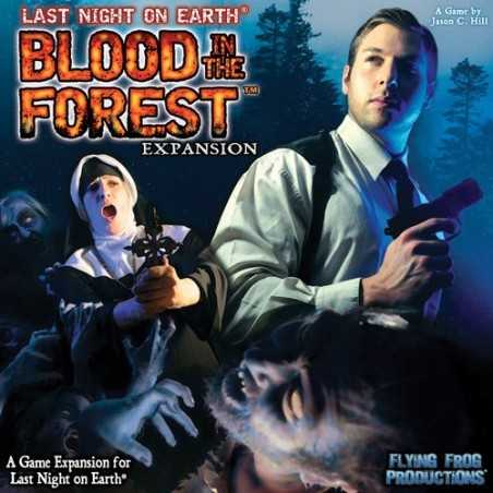 Blood in the Forest: Last Night on Earth