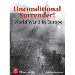 Unconditional Surrender WWII in Europe