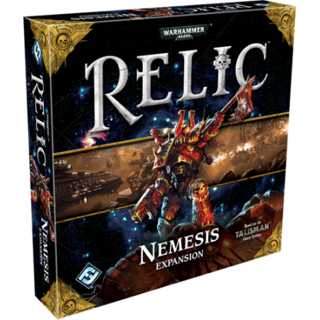 Relic: Nemesis Expansion (English)